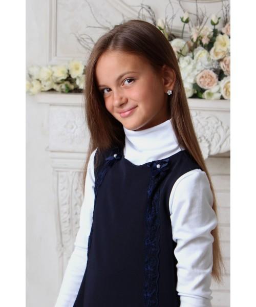 Сарафан-колокольчик школьный